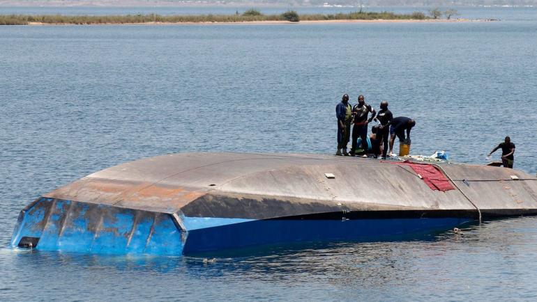 MV Nyerere disaster in 2018